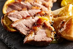 FIVE SPICE ROASTED DUCK