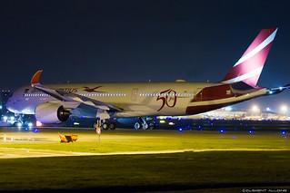 Air Mauritius Airbus A350-941 cn 145 3B-NBP