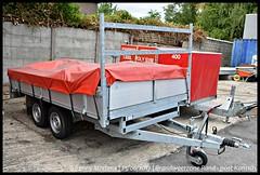 Brandweerzone Rand - post Kontich - Aanhangwagen