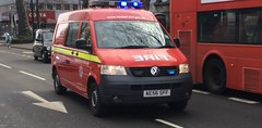 LFB Fire Investigation Unit Responding