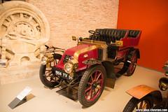 Musée des 24h du Mans - Renault Type U-D - 1904