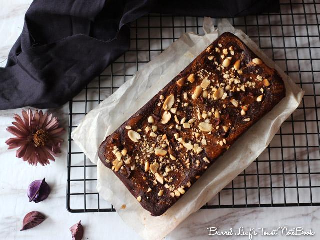 純素焦糖大理石布朗尼 vegan-caramel-marbled-brownies (4)