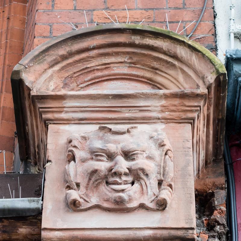 Terracotta Grotesque