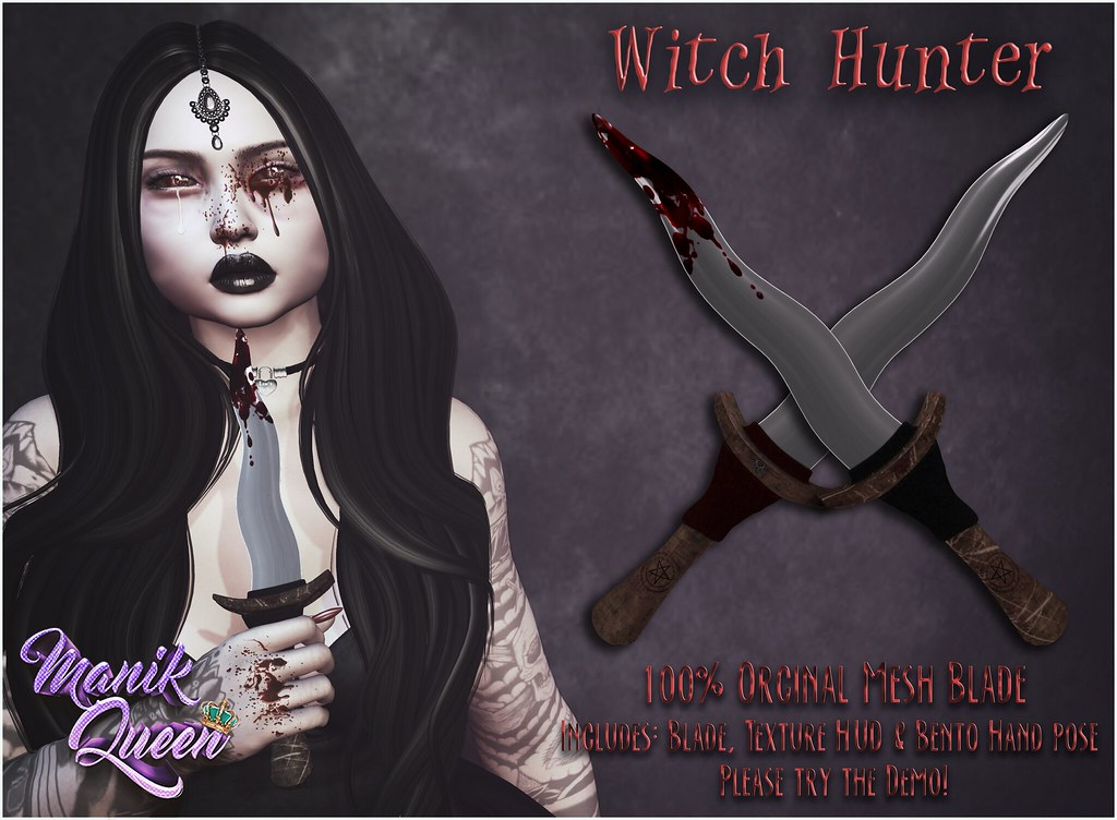 MANIK QUEEN – Witch Hunter AD