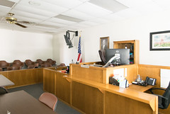 Courtroom, Henderson County Courthouse, Athens, Texas 1710131216