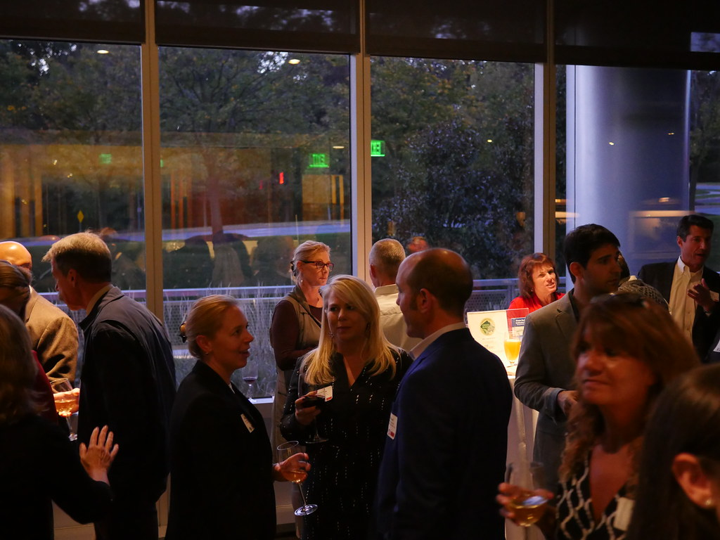 Green Biz networking event, 10/27