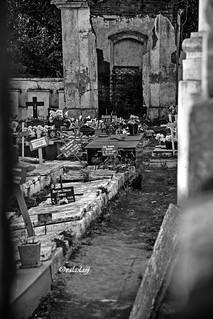 Brasil MG - Ouro Preto - Cemitério das Mercês e Misericordia!
