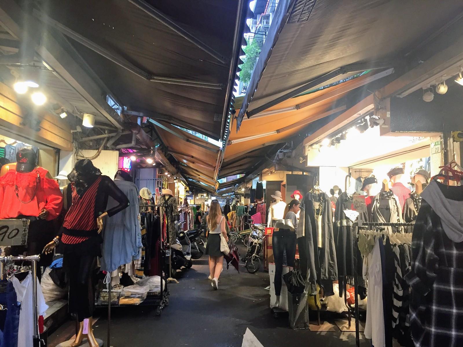 Wufenpu Garment market