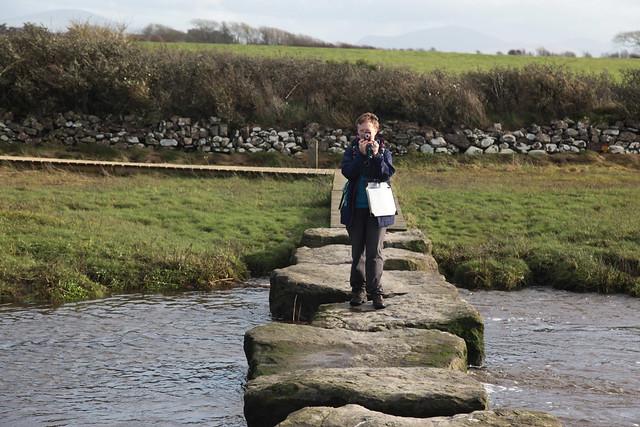 ACP: Afon Braint stepping stones