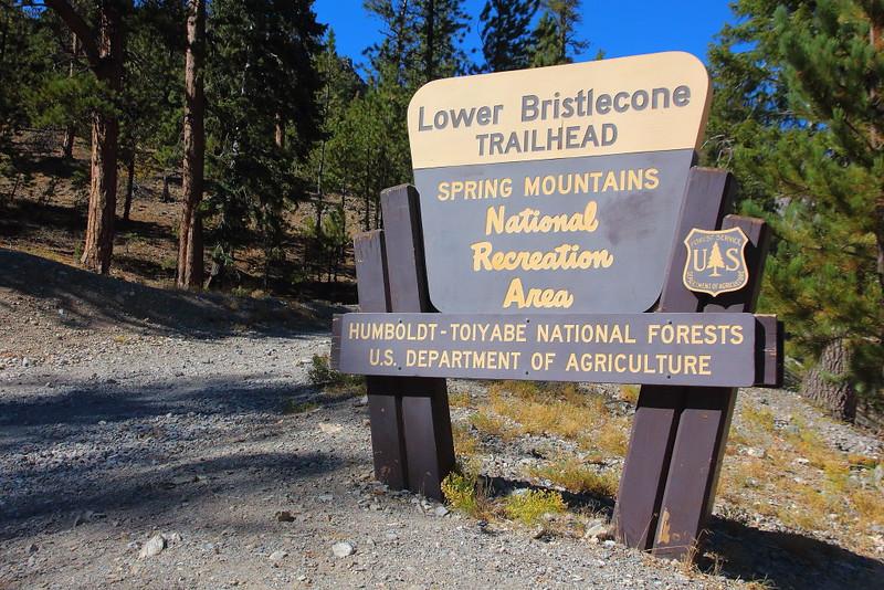 IMG_1386 Lower Bristlecone Pine Trailhead