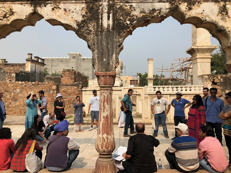 City Walk - Historian William Dalrymple's Guided Tour, Mehrauli Ruins