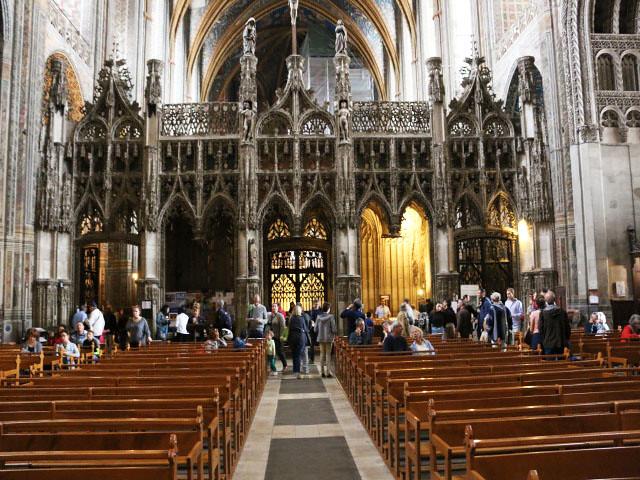 catedrala st cecile obiective turistice albi 3