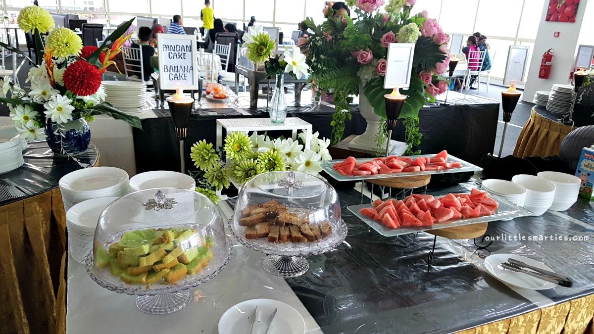 Somerset Medini Breakfast