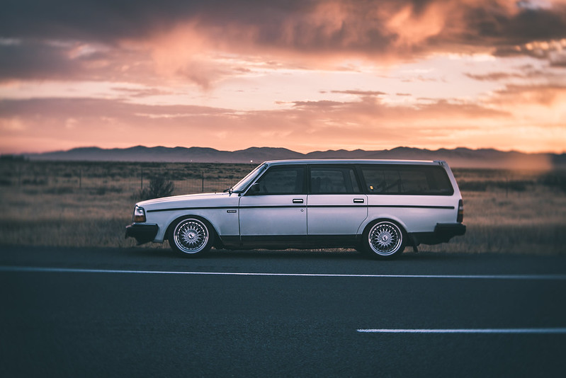 1989 Volvo 245