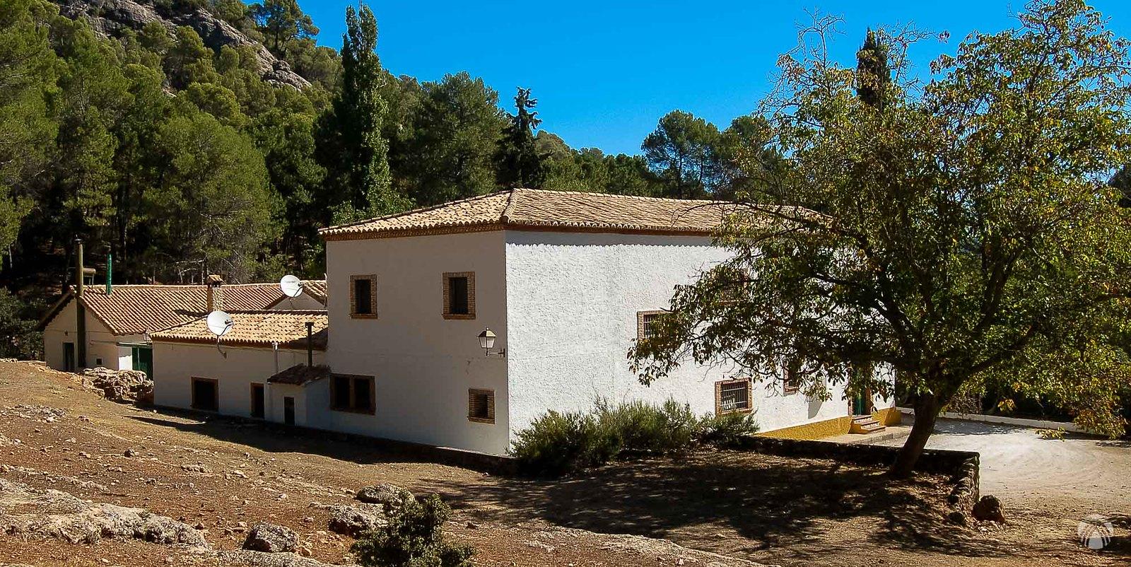 Casa Forestal del Hornico. Ahora es un albergue juvenil