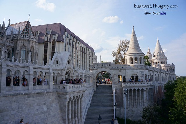 2017 Europe Budapest 04 Fisherman's Bastion