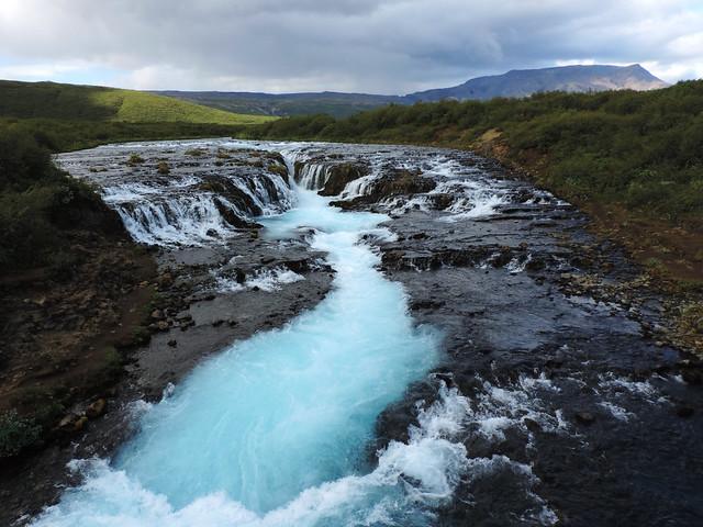 Brúarfoss, Southern Iceland