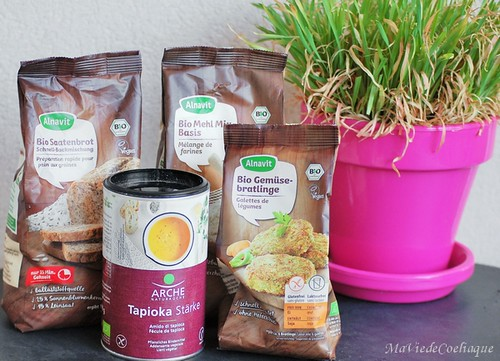 10 produits sans gluten préférés