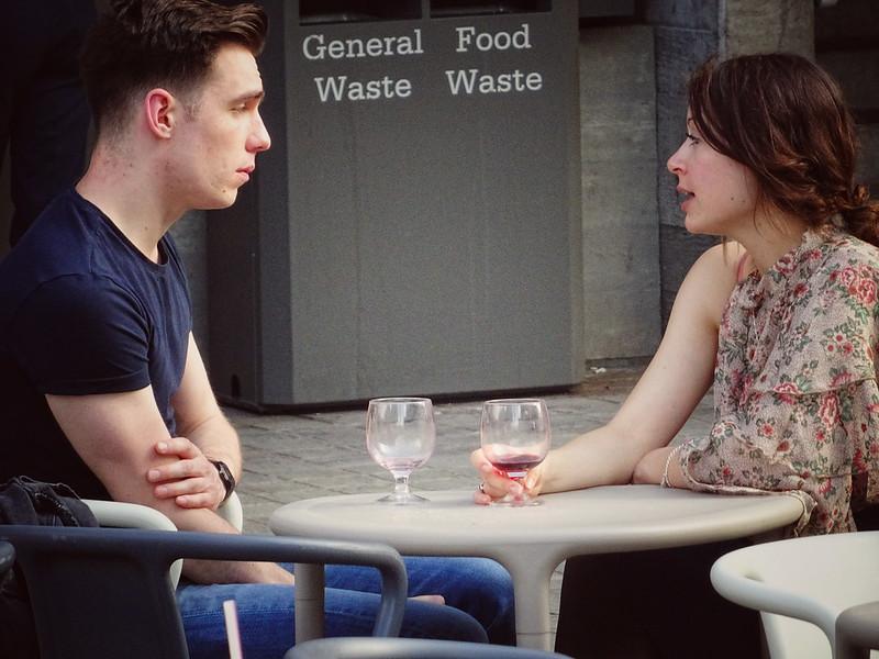 General Waste, Food Waste
