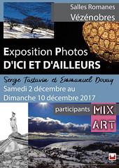 Expo photos: Serge Tastavin & Emmanuel Douay - Photo of Saint-Jean-de-Ceyrargues