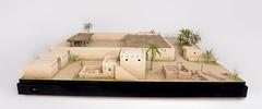 02-Prophets_Mosque_Medina_Museum_scale_model