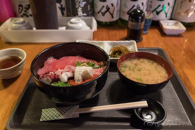 土産土法さかな亭 海鮮丼