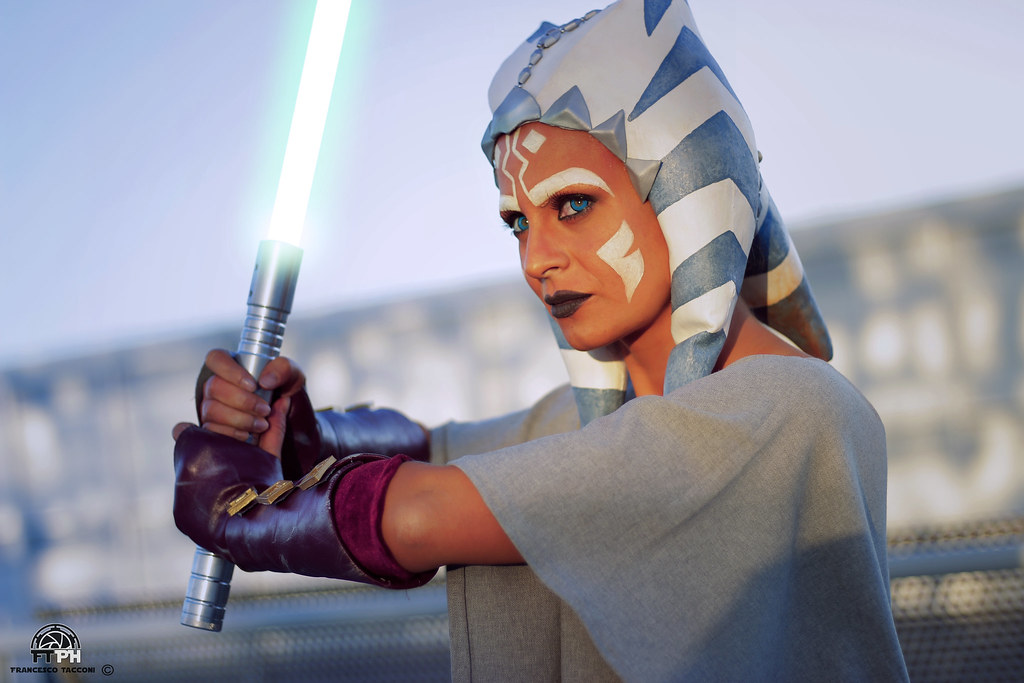 That can star wars the clone ahsoka tano remarkable, very