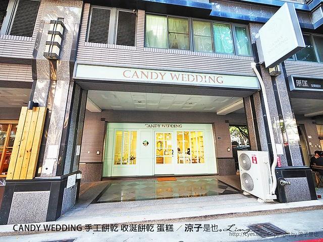 CANDY WEDDING 手工餅乾 收涎餅乾 蛋糕 2
