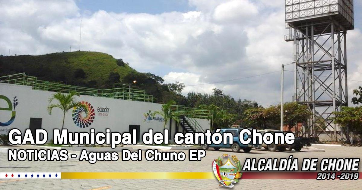 Aguas del Chuno terminó los trabajos en la avenida Eloy Alfaro