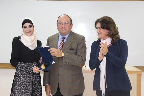 Farida Al-Budeiri Award