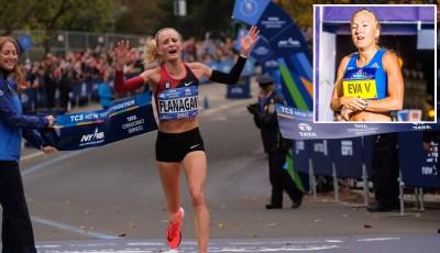 Newyorský maraton: Vrabcová v osobním rekordu 2:29:41