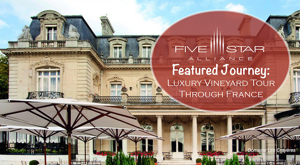 Featured Journey: Luxury Vineyard Tour Through France Travel Blog