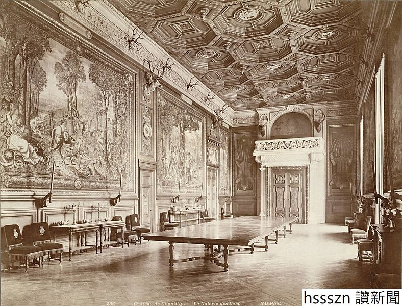 Chantilly_Condé_Museum_Château_de_Chantilly._Gallery_3486815654_788_600