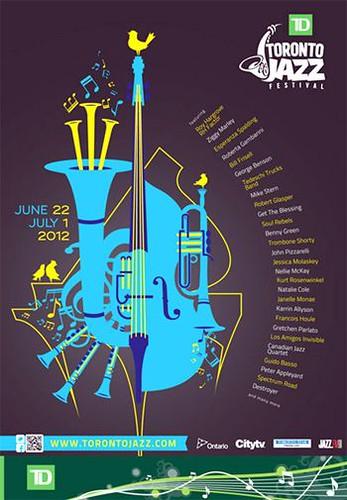 Toronto Jazz Festival - 2002