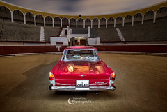Seat 1500 - light painting -