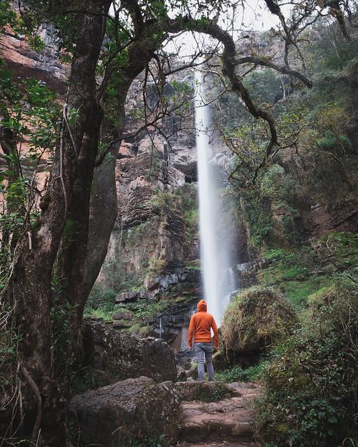 Lone Creek Falls, South, Fujifilm X-Pro2, XF14mmF2.8 R