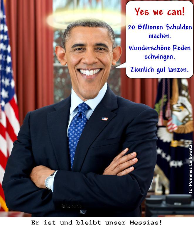 Messias Obama