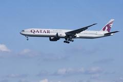 Air Qatar Boeing 777