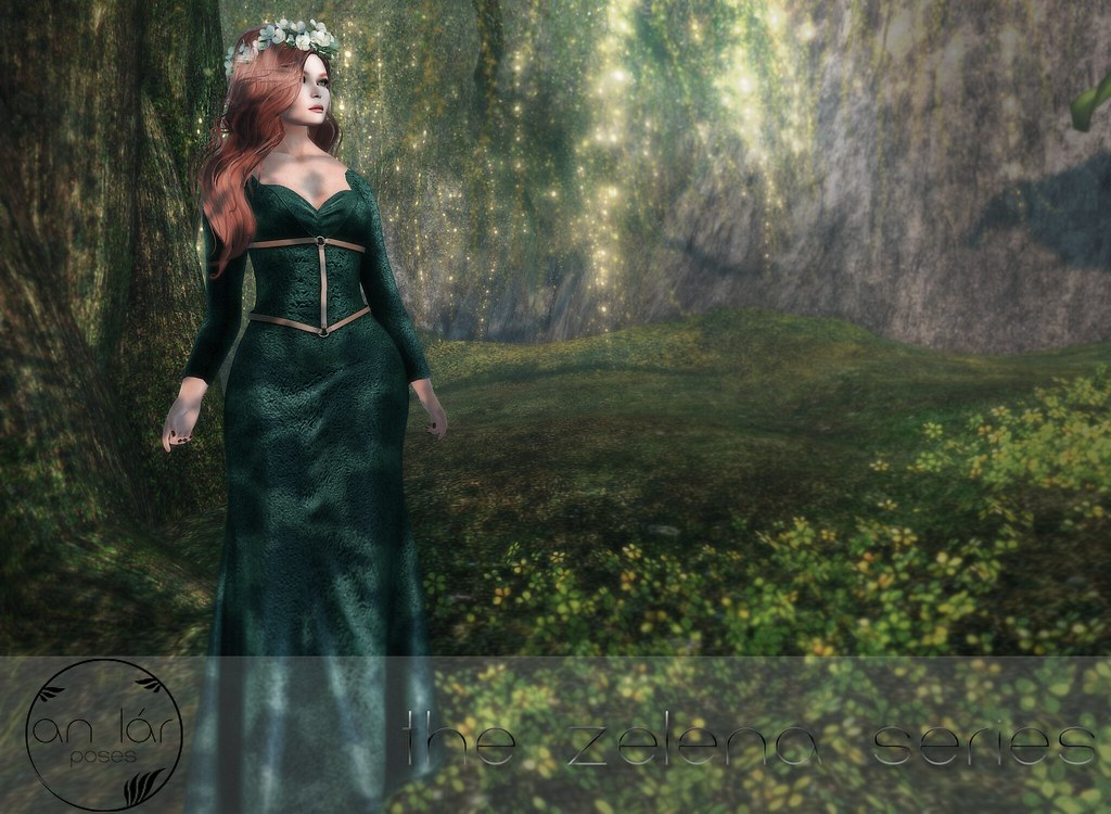 an lar [poses] The Zelena Series - TeleportHub.com Live!