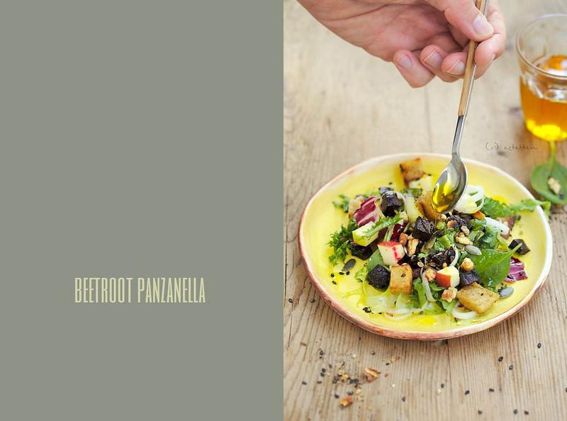 beetroot panzanella