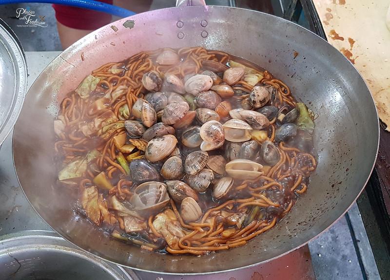 restoran atson jb la la noodle cooking