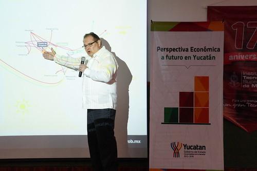 Conferencia SEFOE: Perspectiva económica a futuro en Yucatán