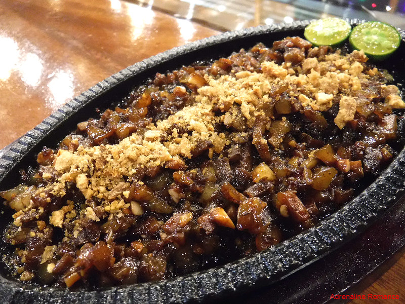 Sisig at Teodorico