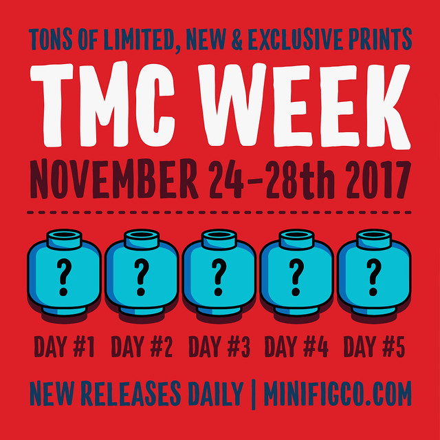TMC Week - Prepare Thyself!