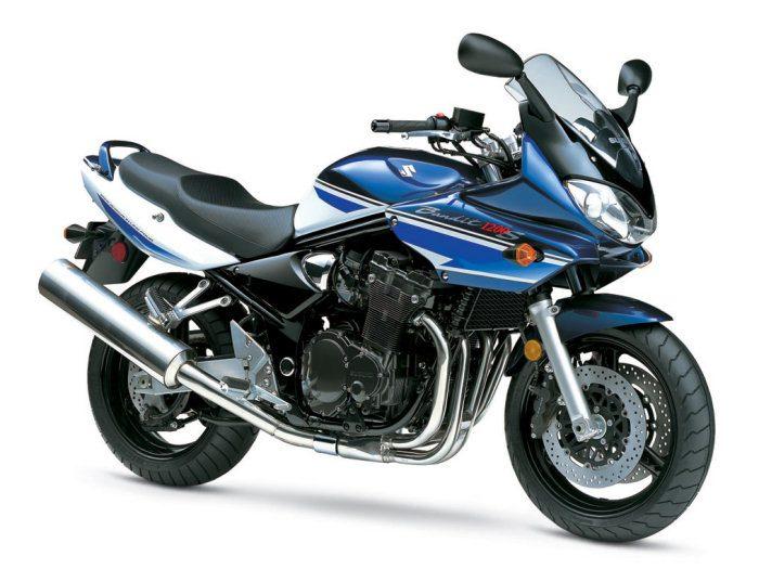 Suzuki GSF 1200 BANDIT 2003 - 8