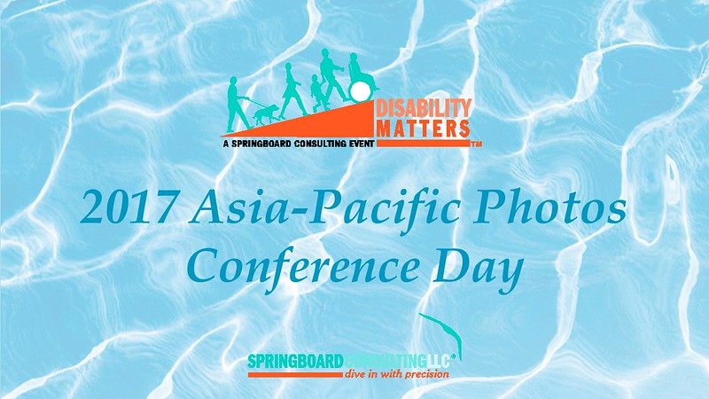 2017 Disability Matters A.P. - Conference Day & Awards
