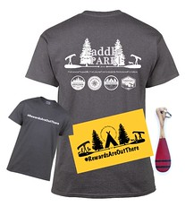 @algonquinoutfit : RT @Some_Eventful: And the grand prize tonight: a @PaddleInThePark t-shirt, decal and keychain. Tell me your fave reward for getting o… https://t.co/7KMp43JREE