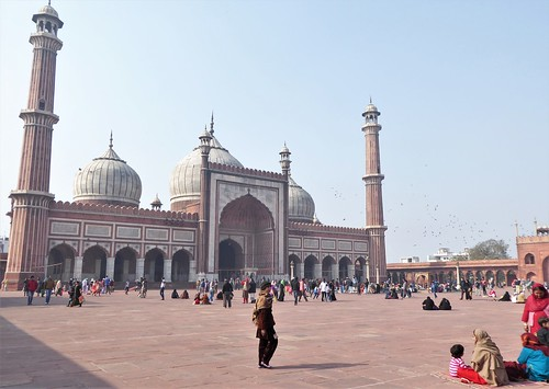 delhi-Mosquée Jama (13)