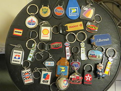 Petrol Key Ring Collection