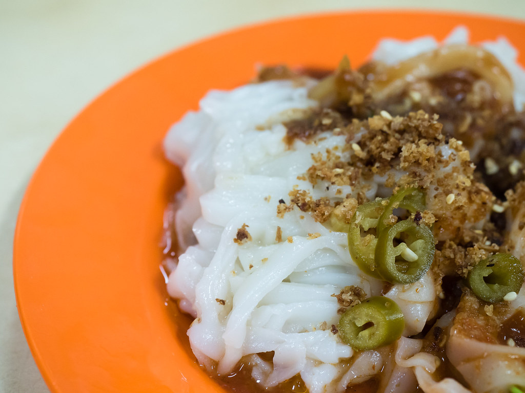 Breakfast at Thean Chun Coffee Shop (天津茶室) at Ipoh, Perak